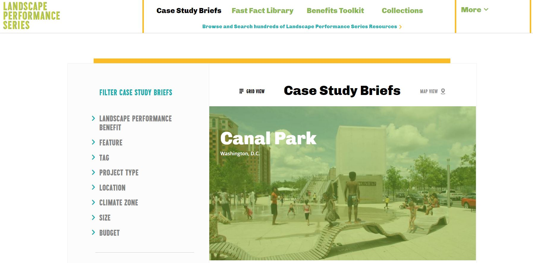 Case Study Briefs