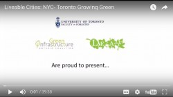 Urban Forestry Lecture Series Screen Capture