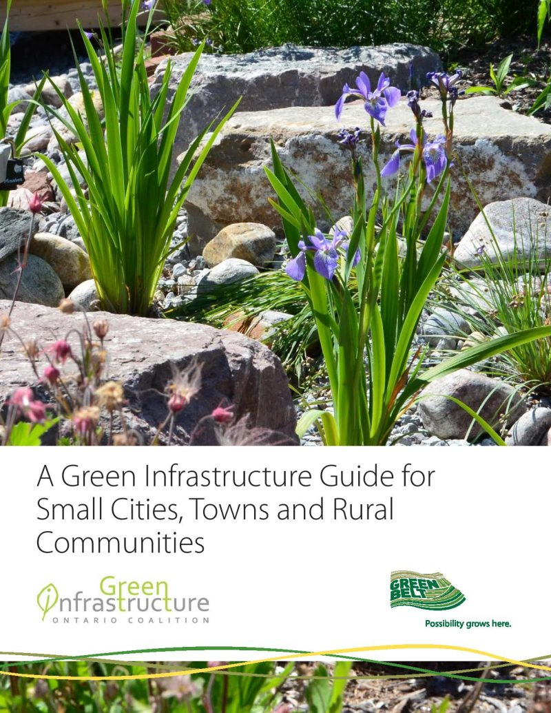 A Green Infrastructure Guide for Small Towns, Communities and Rural Settlements