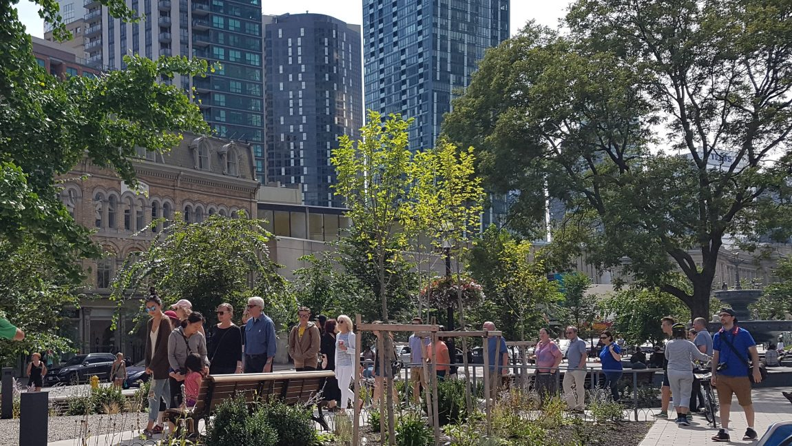 Spotlight on research: green infrastructure in leading cities, provisioning services of NYC's urban forest, mapping green infrastructure and evaluating the benefits of green infrastructure
