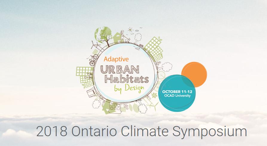 2018 Ontario Climate Symposium