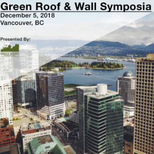 Green Roof and Wall Symposium - Canada @ Creekside Community Recreation Centre