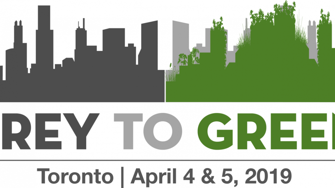 Four Things We Learnt at Grey to Green 2019
