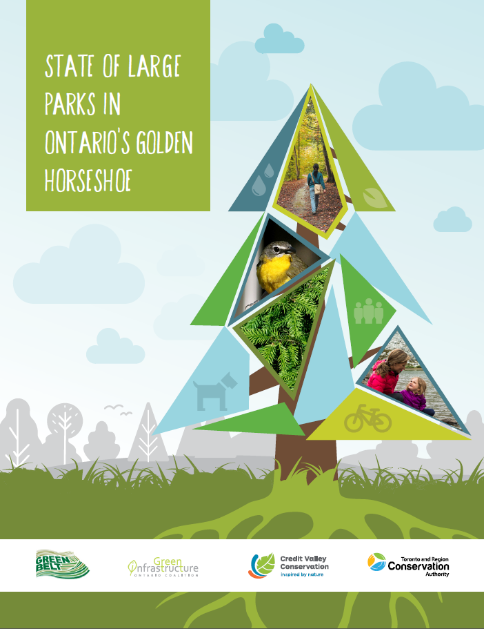 State of Large Parks Report Cover