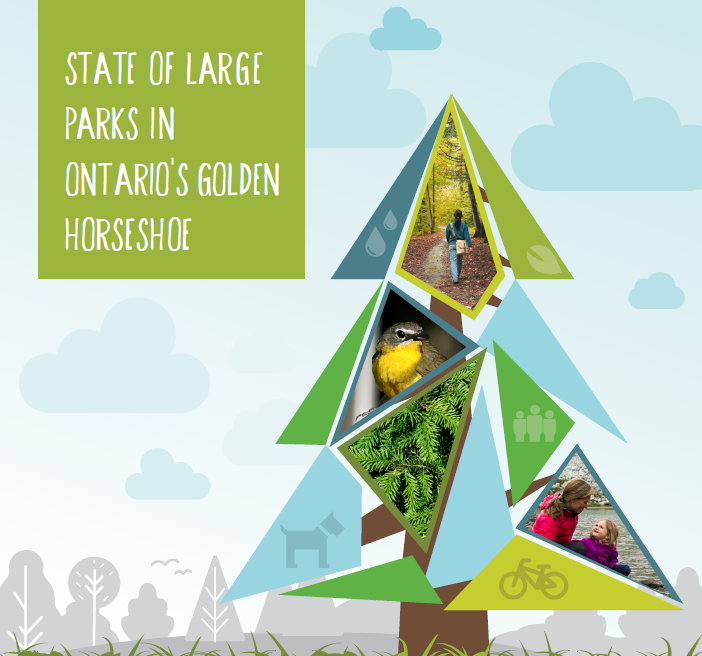 First-Ever Report on the State of Large Parks in Ontario's Golden Horseshoe