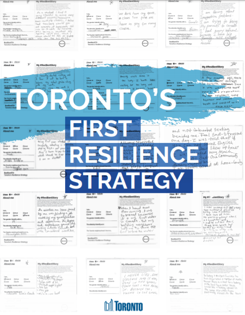 Toronto's Resilience Strategy