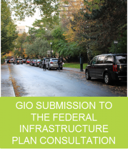 Submission to the Federal Infrastructure Plan Consultation